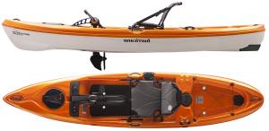 Kayak pedales helice