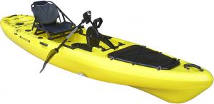 Kayak pedales para travesias